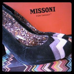 Missoni by Target heels